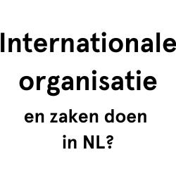 Internationale organisatie