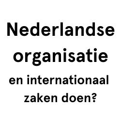 Nederlandse organisatie
